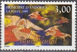 Andorre Français 1999 Yvert 524 Neuf ** Cote (2015) 1.90 Euro Noël - Neufs