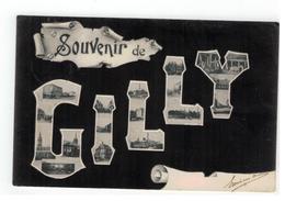 GILLY  Souvenir De Gilly 1905 - Charleroi