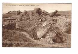 Tunisie Carthage Ruines Des Thermes D' Antona - Tunesien