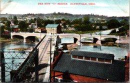 """Ohio Zanesville The New """"Y"""" Bridge - Zanesville"""