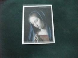SANTINO HOLY PICTURE IMAGE SAINTE PREGHIERA A  MARIA SS. GIOVAN BATTISTA SALVI - Religione & Esoterismo