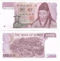 Korea South - 1000 Won 2000 XF Lemberg-Zp - Korea, Zuid