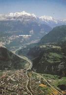 74 Cluses La Ville Et La Vallée De L'Arve (2 Scans) - Cluses