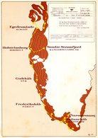 GREENLAND 1975 POSTCARD With FALCON.BARGAIN.!! - Aquile & Rapaci Diurni