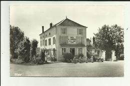 70 - Haute Saone - Jussey - Hotel Du Commerce Et De La Gare - Voiture Traction Citroen - - Frankreich