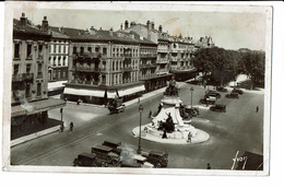 CPA - Carte Postale -France - Valence - Place De La Répubique -1937? VM2065 - Valence