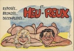 CPM - ILLUSTRATION ALEXANDRE - Série HEUREUX - Edition LYNA Paris / N°860-5 - Humour