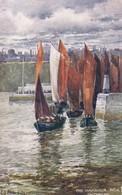 AK Wick - Caithness - The Harbour - Raphael Tuck Oilette - 1905 (40506) - Caithness