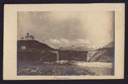 NEMEGGIO - BELLUNO WW1 PONTE BRIDGE - OLD POSTCARD (see Sales Conditions) - Belluno