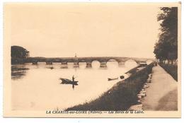 58 - LA CHARITÉ Sur LOIRE (Nièvre) - Les Bords De La Loire - Edition Colin La Charité - Sépia - La Charité Sur Loire