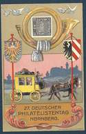 Allemagne - Deutscher Philatelstentag Nürnberg - Poste & Facteurs