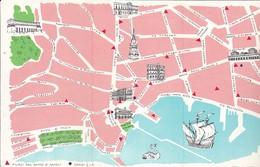 Map Napoli - Hotel Cavour  (40510) - Landkarten