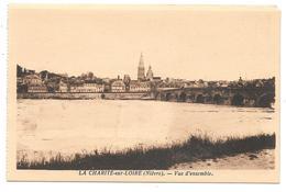 58 - LA CHARITÉ Sur LOIRE (Nièvre) - Vue D'ensemble - Ed. Colin La Charité - Sépia - La Charité Sur Loire