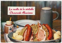 CHOUCROUTE ALSACIENNE - Recettes (cuisine)