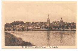 58 - LA CHARITÉ Sur LOIRE (Nièvre) - Vue Générale - Ed. Colin La Charité - Sépia - La Charité Sur Loire