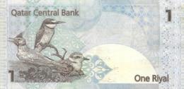 BILLET  QATAR ONE RIYAL - Qatar