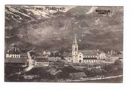 Suisse Gruss Aus Plaffeyen Plaffeien Planfayon - FR Fribourg