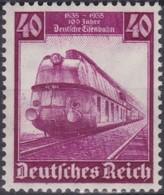 Deutsches Reich      .   Michel      .   583           .    **   .      Postfrisch    .  /   .   MNH - Germania