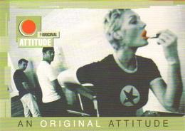 """Carte Postale  """"Cart'Com"""" (2000) - An Oiginal Attitude (femme Mettant Du Rouge à Lèvres) - Mode"""