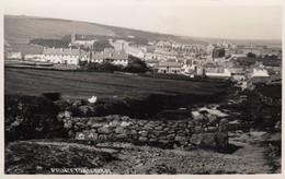 Postcard Princetown Dartmoor Devon RP By Chapman My Ref  B12985 - England