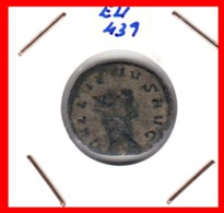 MONEDA  --  MUY ANTIGUA SIN IDENTIFICAR - 8. El Bajo Imperio Romano (363 / 476)