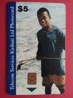 KIRIBATI KIRI-1 Boy Child TSKL - MINT NEUVE (CA0417 - Kiribati