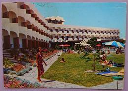 HOTEL EZ-ZAHRA - Ez-Zahra - TUNISIA - Bikini Girl -  Nv - Tunisia