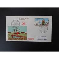 FDC - 150e Anniv Du Retour Des Iles à La France, Oblit 22/6/66 - FDC