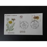 FDC - Insecte Et Plante, Cristalis Tenax, Oblit 9/3/94 - FDC
