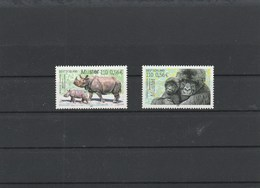 "EX-PR -19-04-07 GERMANY. ""MUSTER""  **MNH. - Gorilles"