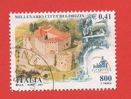 2001 (2540) Gorizia - Leggi Il Messaggio Del Venditore - 2001-10: Usati