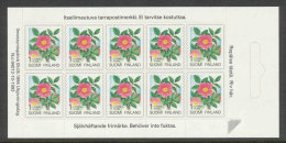 FINLANDE - 1994 - CARNET  YT C1216 - Facit MA1250 - Neuf ** MNH - Fleurs, Série Courante SVI-1st Klass - Finland