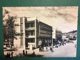 Cartolina Conegliano - Nuovi Palazzi Della Telve E Poste Telegrafi - 1952 - Treviso