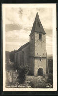 CPA St. Michel Les Portes, L`Eglise, Vue De L'Église - France