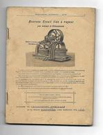 69 Lyon Agriculture Catalogue De 112 Pages  Maison Plissonnier  Lyon - Publicité