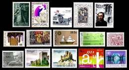 PORTUGAL, Discount Sale, Fine Selection Of Commemoratives, With Many High Values, */** MLH/MNH, F/VF, Cat. € 32,00 - Neufs