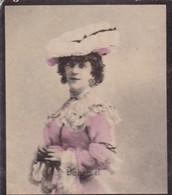 DUHAMEL. COLORISE. CARD TARJETA COLECCIONABLE TABACO. CIRCA 1915 SIZE 4.5x5.5cm - BLEUP - Berühmtheiten