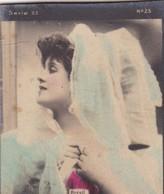 BRESIL. COLORISE. CARD TARJETA COLECCIONABLE TABACO. CIRCA 1915 SIZE 4.5x5.5cm - BLEUP - Berühmtheiten