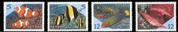 Taiwan 2006 Coral Reef Fish Stamps Fauna Marine Life - Unused Stamps