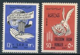 °°° SIRIA SYRIA - Y&T N°174 + 216 PA - 1963 MNH °°° - Siria
