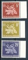 °°° TRINIDAD & TOBAGO - Y&T N°197(99 - 1963 MNH °°° - Trindad & Tobago (1962-...)