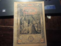 """ALMANACH  DU PELERIN  ANNEE 1949   JAUNIE  MAIS BONNE TENUE  """"Que 1949 Nous Donne Le Blé Des Blondes Moissons"""" - Livres, BD, Revues"""
