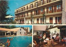 "/ CPSM FRANCE 20 ""Corse, Propriano, Hôtel Ollandini"" - Autres Communes"