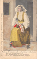 R147358 Verein Zur Forderung Der Spitzen U. Haus Industrie In Dalmatien. R. Mosinger. 1906 - Cartes Postales