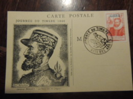ALGERIE  JOURNEE DU TIMBRE  1946    SIDI BEL ABBES - Argelia (1924-1962)