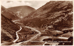 R147497 Carding Mill Valley And Bathing Pool. Church Stretton. R. M. And S. Princess. RP - Mondo