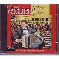 ANDRE VERCHUREN  ° COLLECTION DE 3 CD ALBUM - Music & Instruments