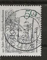 1967 - Martin Luther. - Oblitérés