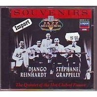 DJANGO REINHARDT ET STEPHANE  GRAPPELLI  °  COLLECTION DE 3 CD ALBUM - Jazz