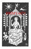 CPA - CARICATURE - La Marchande De Cartes Postales - Edit. Albert THINLOT - Scans Recto-Verso - Bourses & Salons De Collections